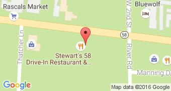 Stewart's 58 Drive-In