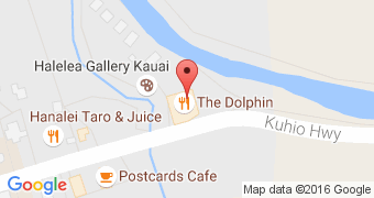 The Dolphin Restaurant - Hanalei