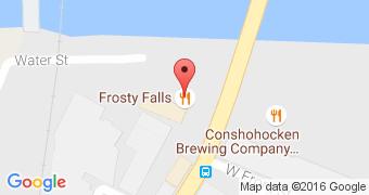 Frosty Falls