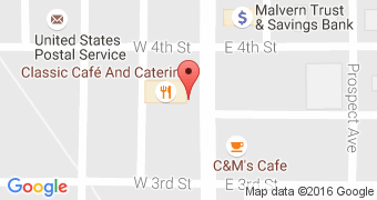 Classic Cafe & Catering