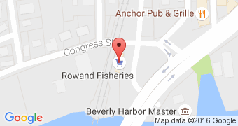 Rowand's Live Lobsters and Dead Fish
