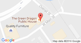 The Green Dragon Public House
