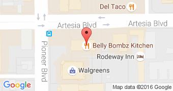 Belly Bombz Kitchen