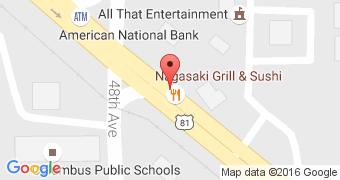 Nagasaki Grill and Sushi