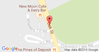 New Moon Cafe & Dairy Bar