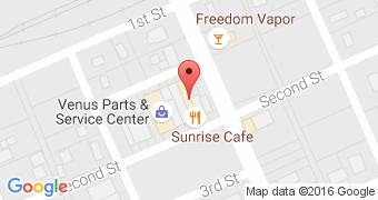 The Daily Sunrise Cafe