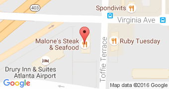 Malone's Steak & Seafood
