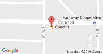 Coach's Grill and Pub