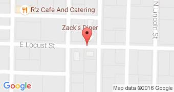 Zack's Dinner