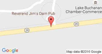 Reverend Jim's Dam Pub