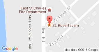 St. Rose Tavern in New Sarpy