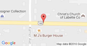 MJ's Burger House