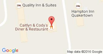 Caityln and Cody's Diner
