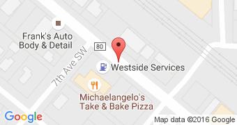 Michaelangelo's Take and Bake Pizza