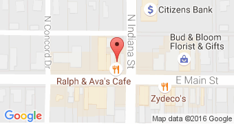 Ralph and Ava's Cafe
