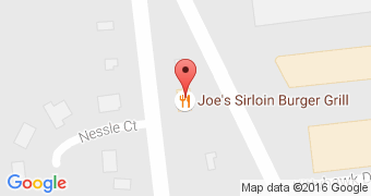 Joe's Sirloin Burger Grill