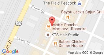 Matt's Rancho Martinez