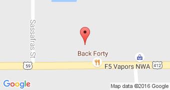 Back Forty Restaurant