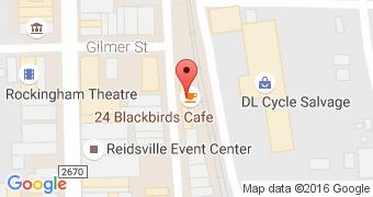 24 Blackbirds Cafe and Market