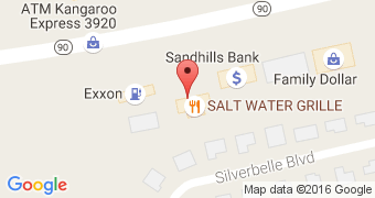 Salt Water Grill Grille