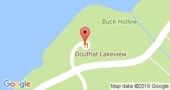 Douthat Lakeview Restaurant