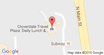 Cloverdale Travel Plaza