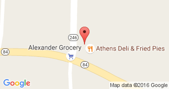 Athens Deli & Fried Pies