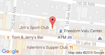 Jim's Sport Club Bar & Grill