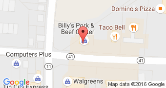 Billy's Pork & Beef Center