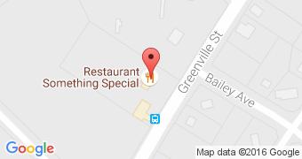 Restaurant Something Special