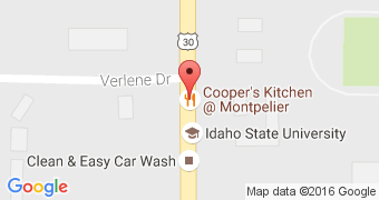 Cooper's Kitchen