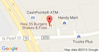 Hwy 55 Burger & Shakes