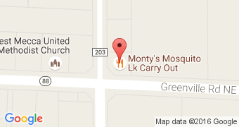 Monty's Mosquito Lake Restaurant & Carry-Out
