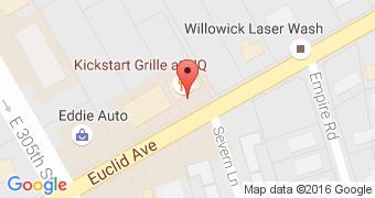Kickstart Grille at HQ