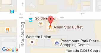 Asian Star Buffet