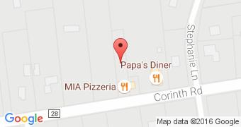 Mia's Pizza
