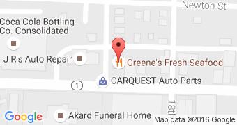 Greene's Fresh Seafood & Deli