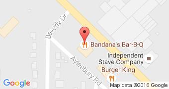 Bandana's Bbq - Lebanon