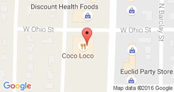 Coco Loco Mexican Grill and Bar