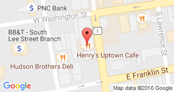 Henry's Uptown Cafe