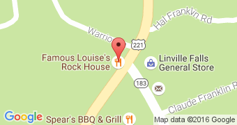 Famous Louise's Rock House Restaurant