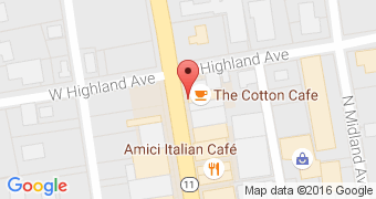 The Cotton Cafe