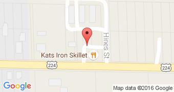 Kats Iron Skillet