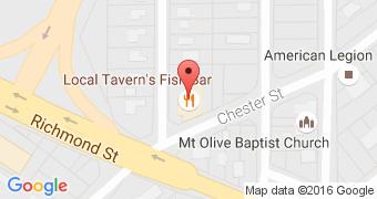 Local Tavern's Fish Bar