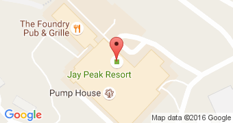 Waffle Cabin Jay Peak