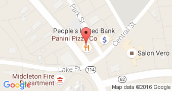 Panini Pizza Co