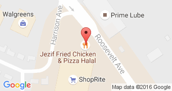 Jezif Fried Chicken And Pizza
