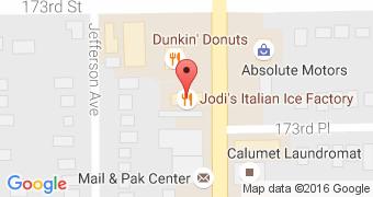 Jodi's Italian Ice