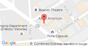 Asian American Chinese Restaurant