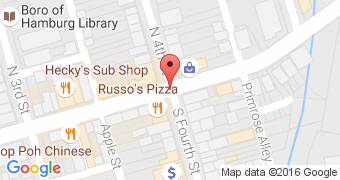 Russo's Pizza